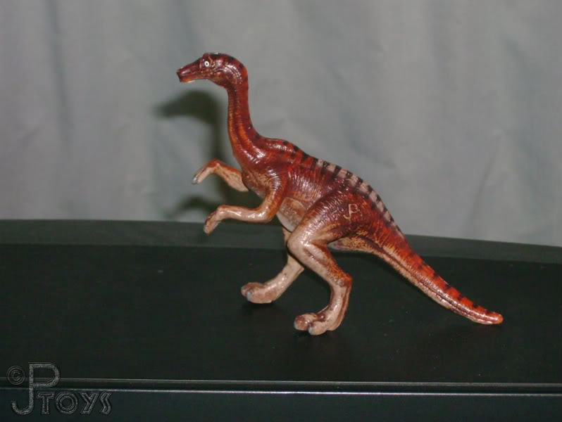Gallimimus Jurassic Park
