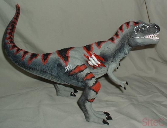 Tyrannosaurus Canyon Canyon Tyrannosaurus Rex