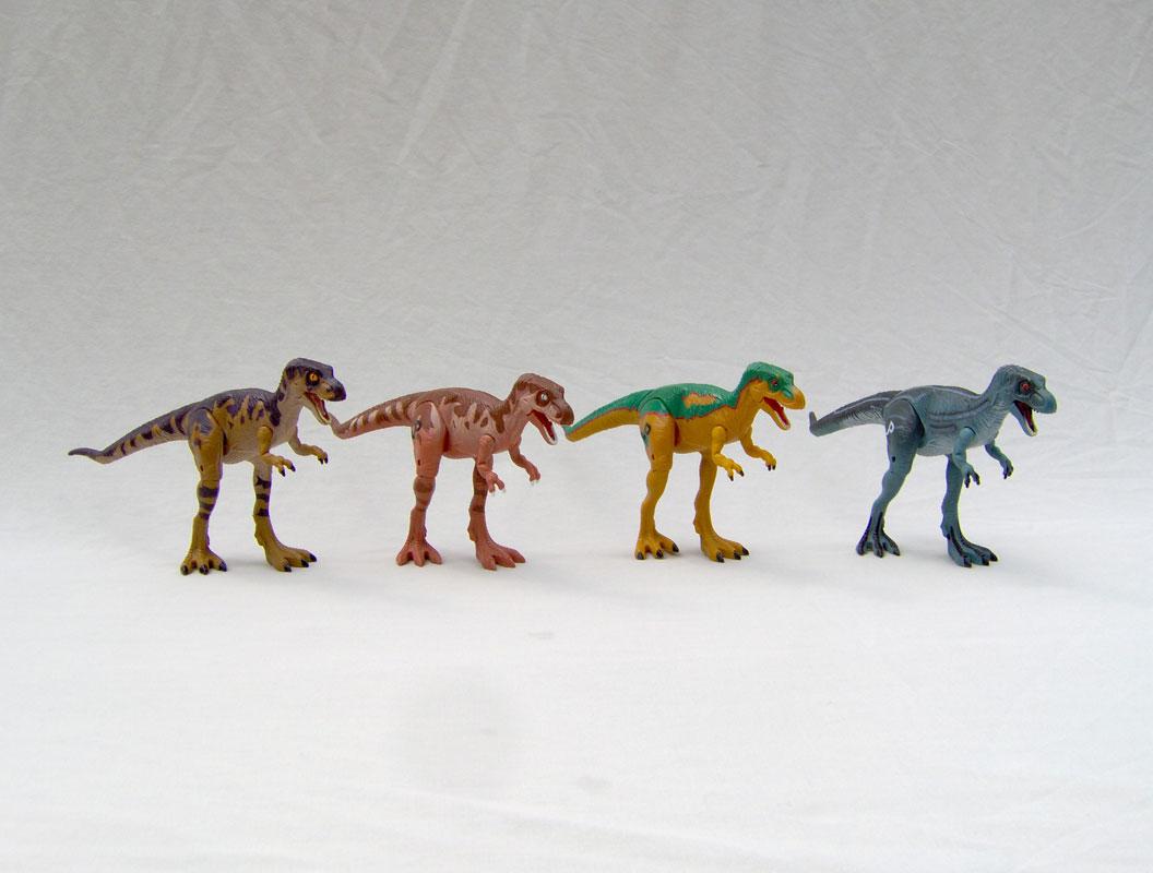 Tyrannosaurus Rex Junior From The Lost World Jurassic Park By