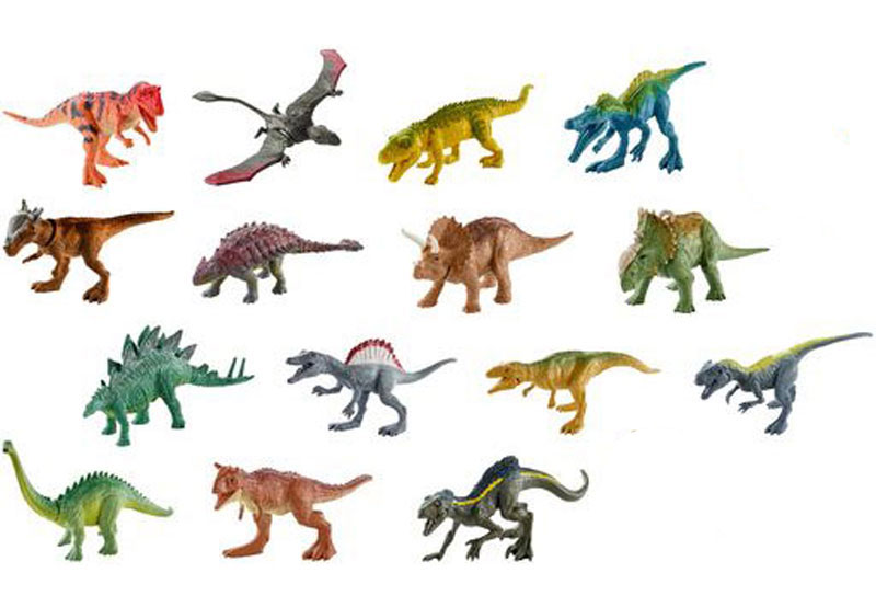 Jurassic World Battle Damage Stygimoloch Stiggy