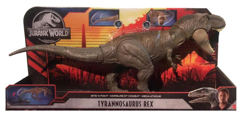 Jurassic World Legacy Collection Fallen Kingdom Velociraptor et T-rex set