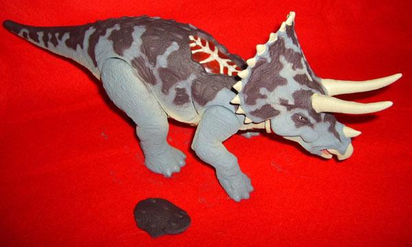 Custom Triceratops