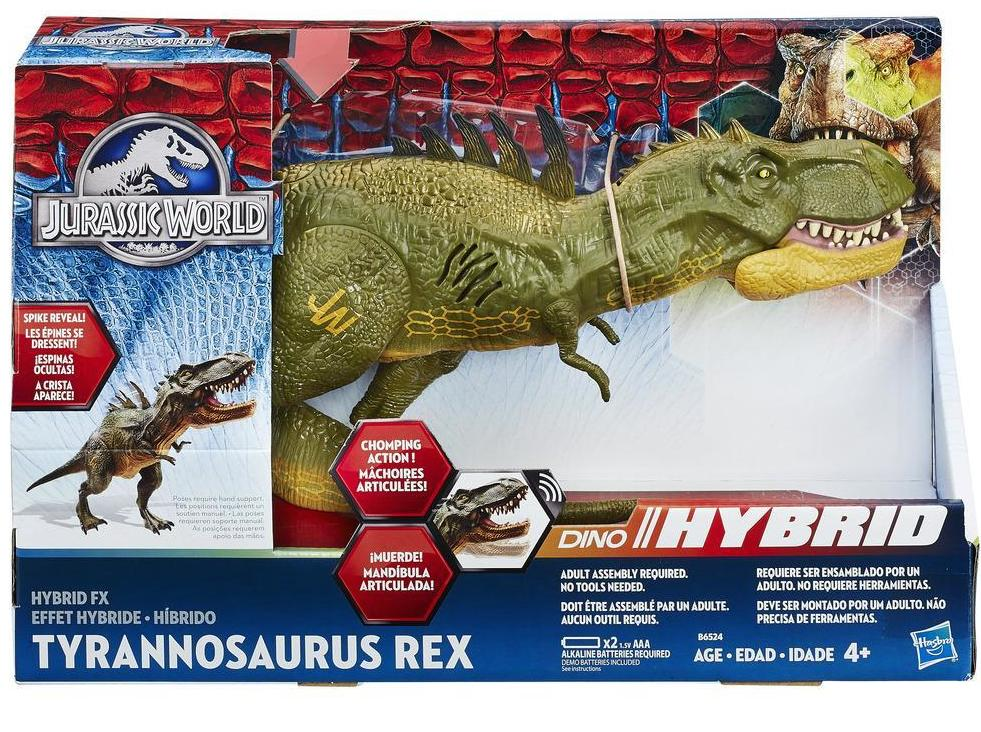 Pictures Of The First Dino Hybrid Figure