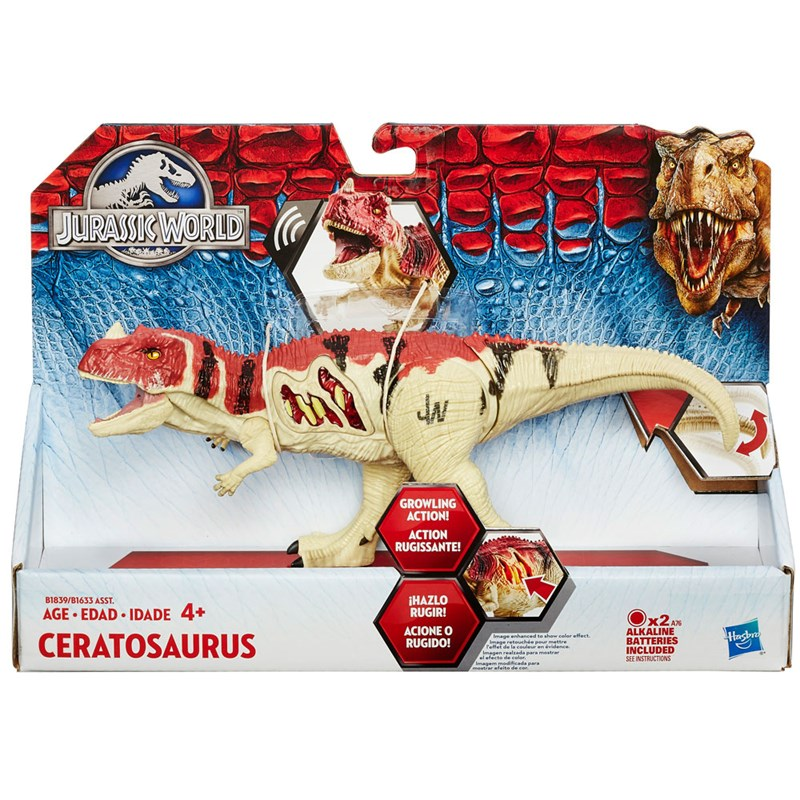 Electronic, Battery & Wind-up Punctual Battery Operated Roaring Dinosur Plastic Toy With Posable Arms & Legs Street Price