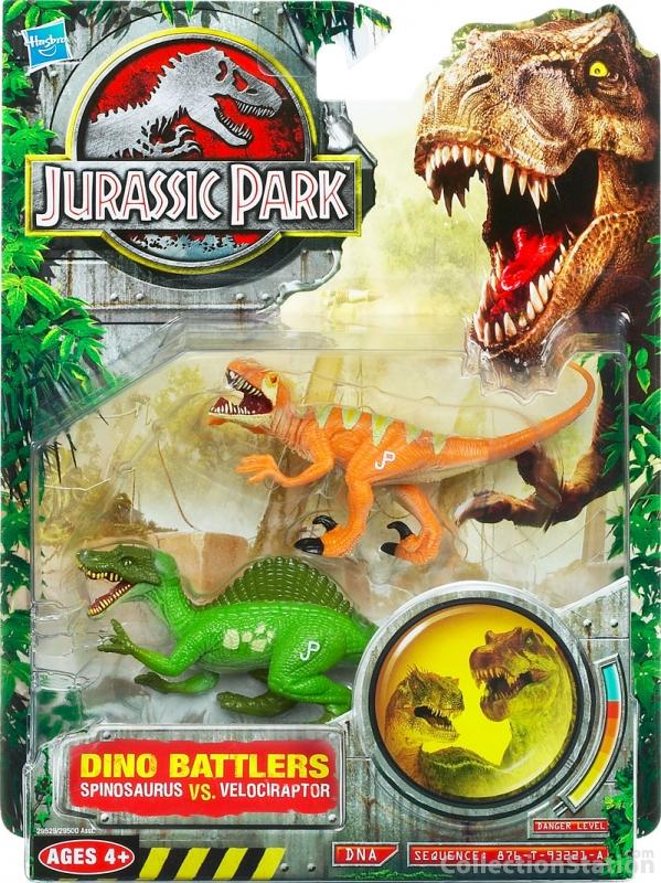 The Day The Nerd Stood Still Jurassic Park 2009 Dino Battlers