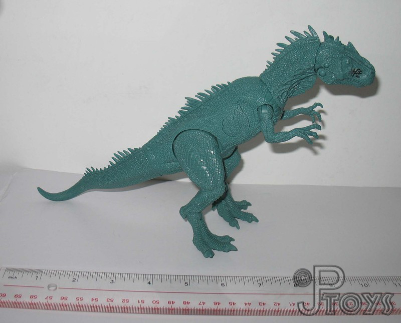 Jurassic Park Dinosaur Toys : Jurassic park first in package images dino showdown the
