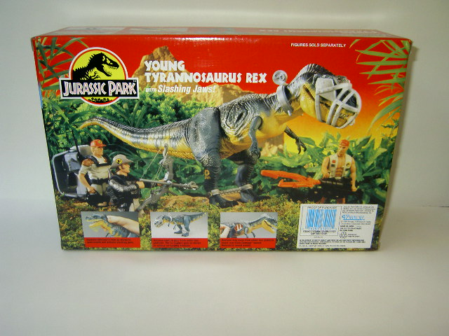 Jurassic Park Dinosaur Toys : Jp toys