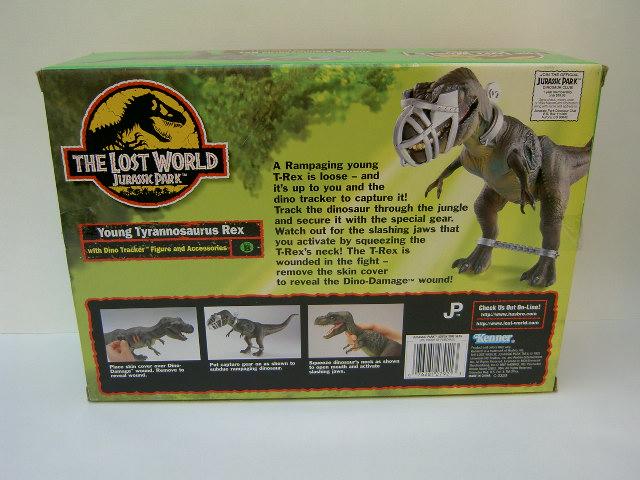 Dinosaur Toys Jurassic Park