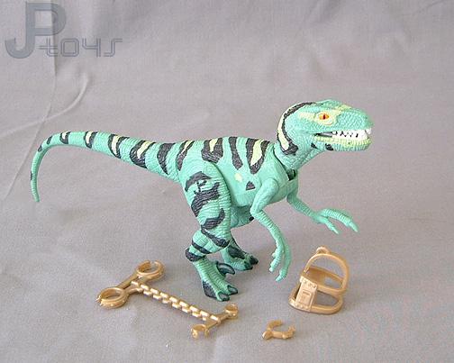 Not jurassic park raptor toys sorry