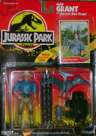 Jurassic Park Grant/'s PTERANODON Hatchling Baby