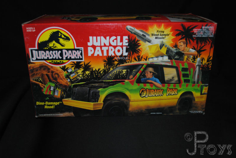 Rare and/or obscure Jurassic Park merch? : JurassicPark