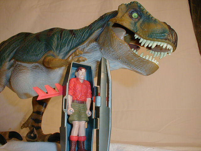 Jurassic Park Toys T Rex : Jp toys