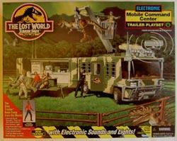 Jurassic World Tyrannosaurus Rex Lockdown